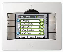 Distributed Audio Control System Design and Installation Austin